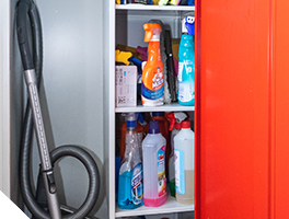 Slika omar za čistila